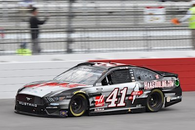 Custer Finishes 23rd at Richmond
