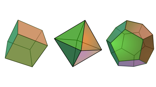 Hemmes mathematische Rätsel: Wie beschriftet man Spielwürfel in Tetraederform?
