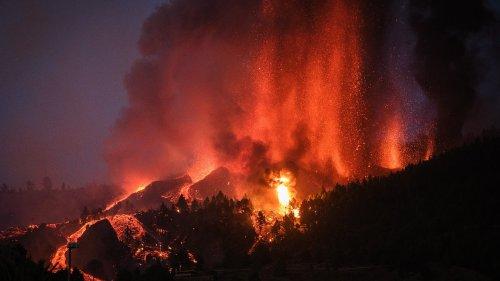 Vulkane: Eruption auf La Palma