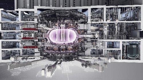 Urknall, Weltall und das Leben: Neuigkeiten aus der Fusionsforschung vom Kernfusionsreaktor ITER