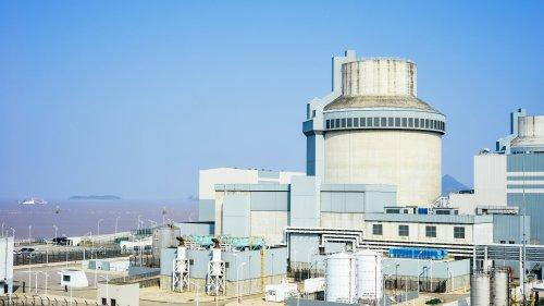 Energiewende: China bereitet Test eines Thoriumreaktors vor