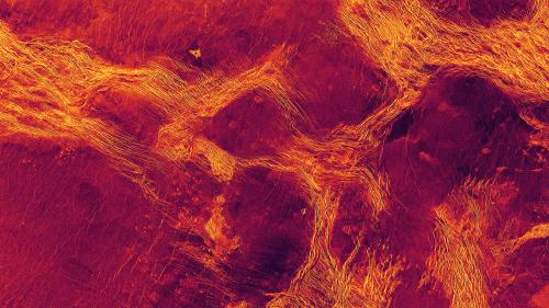 Plattentektonik: Auf der Venus bewegt sich was