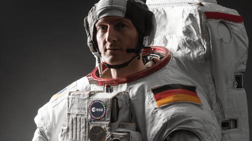 Astronaut Matthias Maurer: »Dann wäre ich jetzt Weltraumschrott«