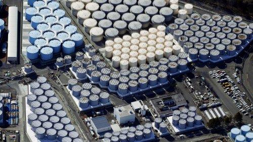 Atomunfall: Kühlwasser aus Fukushima soll ins Meer geleitet werden