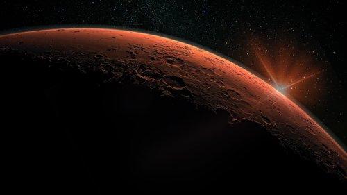 Urknall, Weltall und das Leben: Der Mars