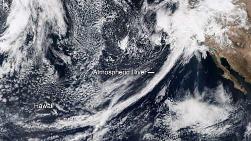 Extremwetter: Endlich Regen in Kalifornien