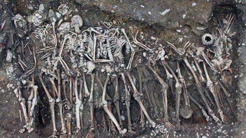 Mittelalterliche Massengräber: Der verlorene Haufen der Anne de Bretagne