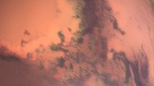 Mars am 13. September 2018