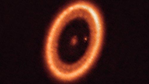 Astrophysik: Hier könnte ein Exomond entstehen