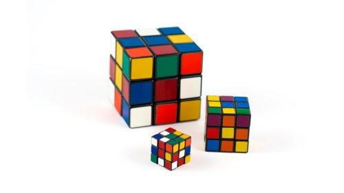 Hemmes mathematische Rätsel: Wie groß ist das Volumen des großen Würfels?