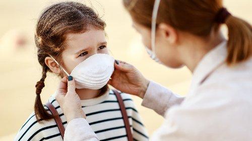 Covid-19: Hohe Dunkelziffer bei infizierten Kindern