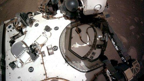 Mars-Rover Perseverance: So klingt der Mars