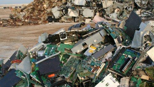 Recycling: Protein filtert seltene Erden aus Elektronikschrott