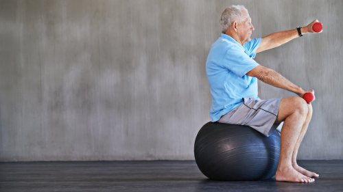 Grams' Sprechstunde: Physiotherapie: Wenn der Körper arbeitet
