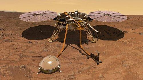 Sonnensystem: Wie wir ein Stück Mars zurück zur Erde bringen