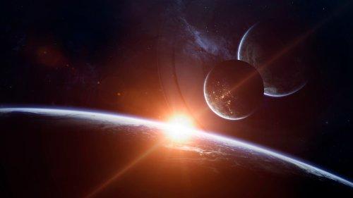 Urknall, Weltall und das Leben: Sind wir allein im Universum? |