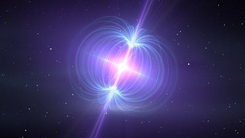 Astrophysik: Keine exotische Materie in Neutronensternen