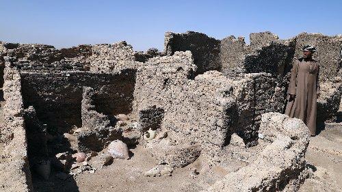 Palast von Amenhotep III.: Neu entdeckte »Goldene Stadt« war vielleicht keine Stadt