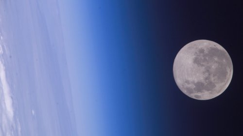 Mondgestein: »Museumswelt« Mond ohne Magnetfeld