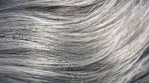 Altern: Graue Haare können ihre Farbe wiederbekommen