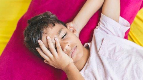 Migräne: Papa, mein Kopf tut weh!