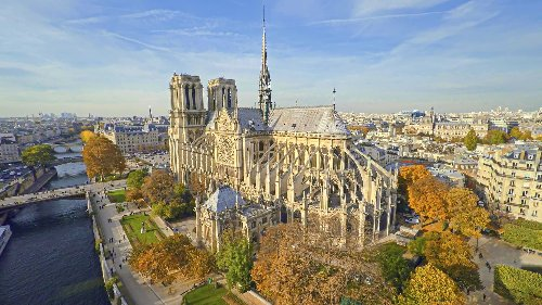 Notre-Dame: Zwei Kunstwerke ohne Künstler
