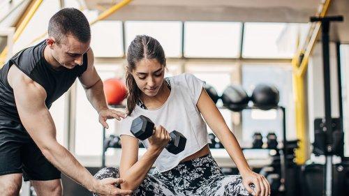 In Bestform: »Wer Muskeln aufbauen will, braucht einen Muskelkater«