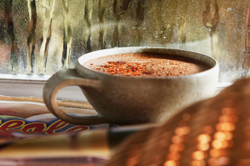Oaxacan Spiced Hot Chocolate - Recipe | Spice Trekkers