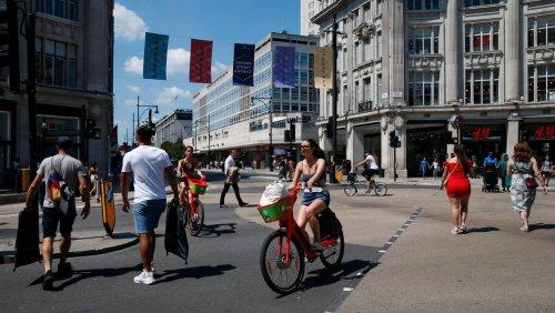 Großbritannien: Fußgänger und Radfahrer sollen Vorrang vor Autofahrern bekommen