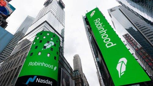 Online-Broker: Robinhood erlebt nach verpatztem Börsenstart einen Höhenflug