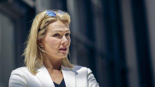Schwimmlegende van Almsick: »Fand es als junge Frau erstrebenswert, Politikerin zu werden«
