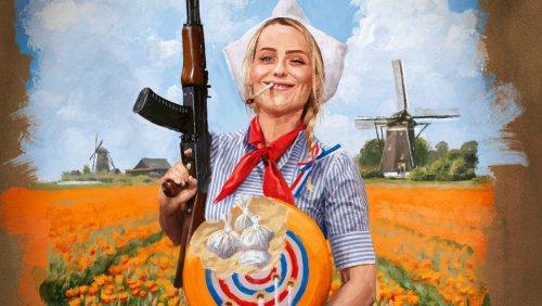 Wie die Niederlande mit naiver Drogenpolitik die Mafia groß machten: Käse, Koks und Killer