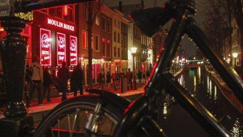Regeln gegen Massentourismus: Amsterdam verbietet Führungen durch Rotlichtviertel