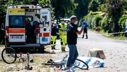 Italien: Mann erschießt spielende Kinder und 84-jährigen Radfahrer