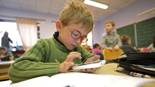 Twitter an Grundschulen: Kinder lernen 140-Zeichen-Sprache