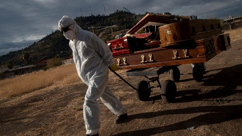 Infektionen trotz Impfungen in Chile: »Wir sind wirklich ein Negativbeispiel, so wie Chile soll man es nicht machen«