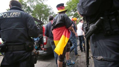 Corona-Frust bei Fußball-EM: Polizeigewerkschaft warnt vor Krawallen