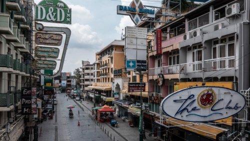 Khaosan Road in Bangkok: Lonely Planet
