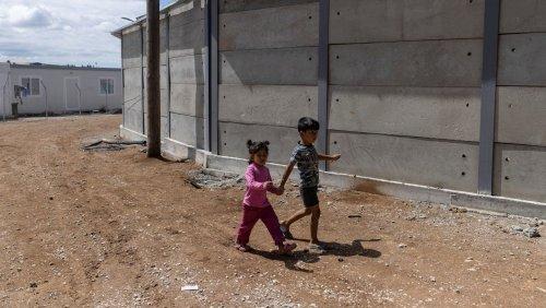 Griechenland verschärft Migrationspolitik: »Ich habe das Gefühl, in einem Gefängnis zu sein«