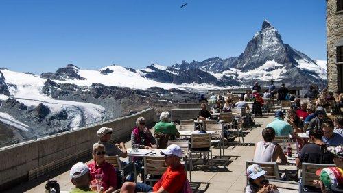 Klimawandel setzt Matterhorn und Co. zu: Wenn Berge zerbröseln