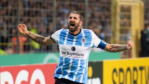 1860 München sorgt für Pokalüberraschung: Die »Wampe von Giesing« überrollt Schalke