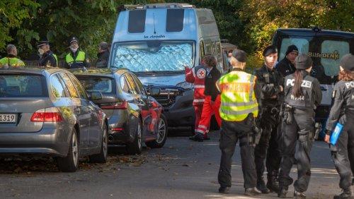 Polizei geht von Tötungsdelikt aus: 14-Jährige tot in München aufgefunden