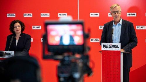 Nach Pleite bei Bundestagswahl: Linken-Fraktionsspitze fordert Rückbesinnung auf soziale Fragen