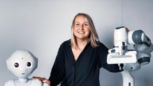 Siegeszug der Humanoiden: Träumen Menschen von niedlichen Robotern?
