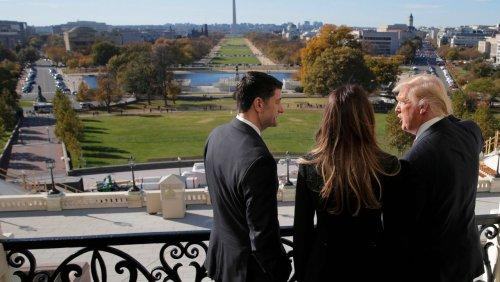 Streit um Dokumente: Trump verklagt Ausschuss zum Sturm auf US-Kapitol