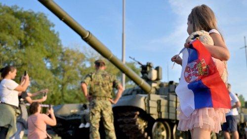 Spannungen auf dem Balkan: Bosnische Serben planen offenbar Bildung einer eigenen Armee