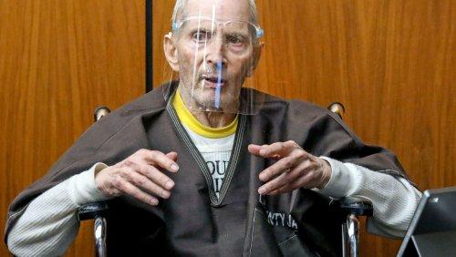 Mordurteil gegen Millionenerbe Robert Durst: Tote säumten seinen Weg