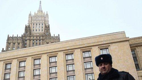Ausweisung von Diplomaten: Russland droht Tschechien mit »Vergeltung«