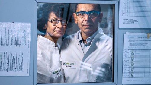 Biontech-Gründer Türeci und Şahin zum Pandemieverlauf: »Noch bleiben uns als Gesellschaft etwa 60 Tage Zeit«