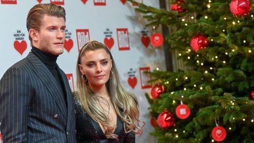 »Kann machen, was er möchte«: Loris Karius und Sophia Thomalla haben sich getrennt